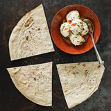 Labneh Royalty Free Stock Photos