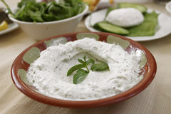 Labneh Royalty Free Stock Photography