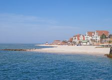 Laboe,Schleswig-Holstein,Baltic Sea,Germany Stock Photo