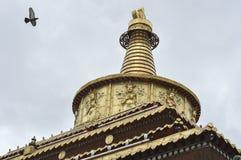Labolengsi świątynia obrazy royalty free