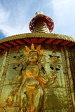 Labolengsi Temple Stock Image