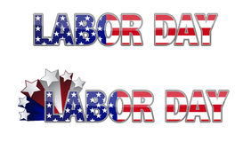Labor Day. Vector file available Stock Image