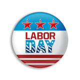 Labor Day. An abstract illustration of Labor Day on a white background Royalty Free Stock Images