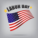 Labor day american vector Stock Photo