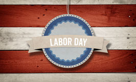 Labor day on banner, Fourth of July, Background, USA themed comp. Labor Day on banner Fourth of July, Background, USA themed composite, copy space stock images