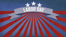 Labor Day on banner, Fourth of July, Background, USA themed comp Royalty Free Stock Image