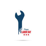 Labor day banner Royalty Free Stock Photo