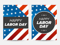 Labor day banner Stock Photos