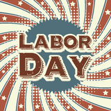 Labor day design Stock Images