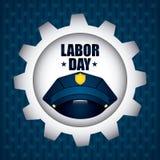 Labor day Stock Image