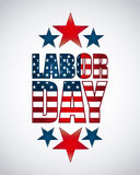 Labor day design Stock Photo