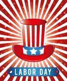 Labor day design. Stock Images