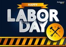 Labor Day. Happy Labor day, vector illustration vector illustration