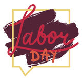 Labor Day. 1 May Royalty Free Stock Image