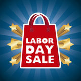 Labor day sale Royalty Free Stock Photo