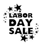 Labor day sale Royalty Free Stock Photos