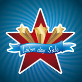 Labor day sale Stock Photos