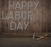 Labor day 1 royalty free stock images