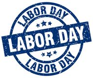 Free Labor Day Stamp Stock Images - 122357674