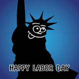 Labor day theme Stock Photography