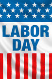 Labor Day USA Stock Image