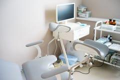 Labor in einer Klinik lizenzfreie stockbilder