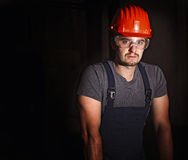 Labor portrait Stock Photography