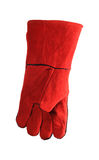 Labor protection glove Royalty Free Stock Photo