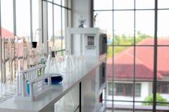 Laborancki i Laborancki wyposażenie zdjęcia stock