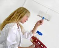 Laboratório 2 Imagem de Stock Royalty Free