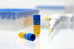 Laboratório biológico Imagem de Stock Royalty Free