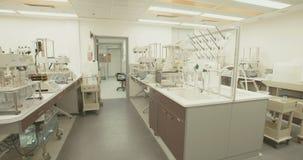 Laboratório da companhia farmacéutica filme