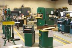 Laboratório das madeiras Imagens de Stock