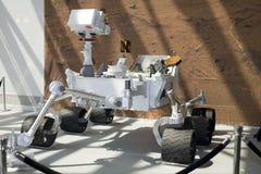 Laboratório de ciência de Marte da curiosidade Fotografia de Stock Royalty Free