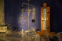 Laboratório de química Fotografia de Stock Royalty Free