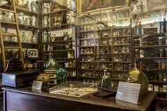Laboratório do vintage Imagem de Stock Royalty Free