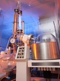 Laboratório médico e de biologia Imagem de Stock Royalty Free