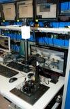 Laboratório para recuperar dados Imagens de Stock