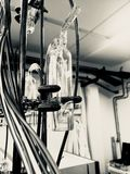 laboratoire Photographie stock