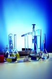 Laboratoire b image stock