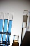 Laboratoire de chimie Photos stock