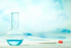 Laboratoire de chimie Photographie stock libre de droits