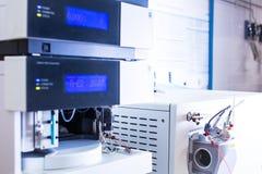 Laboratoire de chimie photos libres de droits