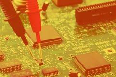 Laboratorio de alta tecnología imagen de archivo