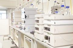 Laboratorio de investigación farmacéutico Imágenes de archivo libres de regalías