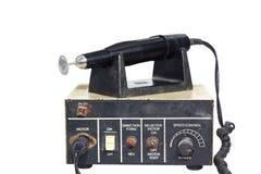 Laboratorio dentario di vecchio micromotor di lerciume Fotografia Stock Libera da Diritti