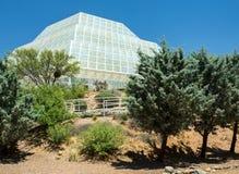 Laboratorio di scienze della terra di biosfera 2 fotografie stock libere da diritti