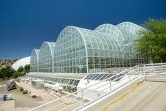 Laboratorio di scienze della terra di biosfera 2 fotografia stock