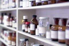 Laboratorio químico Foto de archivo libre de regalías