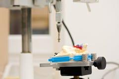 Laboratorio tecnico dentale immagine stock